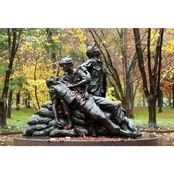 Capital Art The Vietnam Women's Memorial Wall Decor