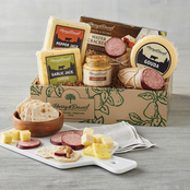 Harry & David Deluxe Meat and Cheese Gift Box