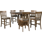 Benchcraft Flaybern 7 pc. Counter Height Dining Set