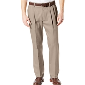 Dockers Classic Fit Signature Khaki Lux Cotton Stretch Pants