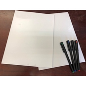 Sayre Transparency Sheets 20 pk.