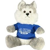 TLJ Marketing & Sales Air Force Kid Plush 10 in. Husky