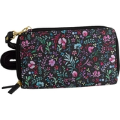 Buxton Enchanted Floral Ultimate Organizer