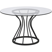 Armen Living Zurich Dining Table
