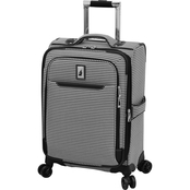 London Fog Cambridge II 20 in. Expandable 8 Wheel Spinner