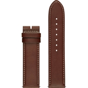 Guess Brown Leather Strap