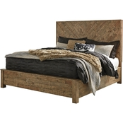 Signature Design by Ashley Grindleburg Panel Bed