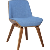 Armen Living Agi Side Chair