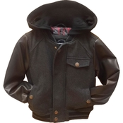 Urban Republic Toddler Boys Varsity Wool Jacket
