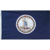 Annin Flagmakers Virginia State Flag