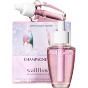 Bath & Body Works Champagne Toast Wallflowers Fragrance Refill 2 pk.