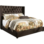 Signature Design by Ashley Norrister Upholstered Bed