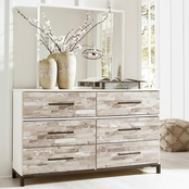 Signature Design by Ashley Evanni Dresser and Mirror Set
