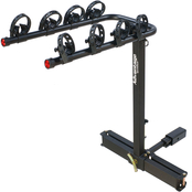 Advantage glideAway Deluxe 4 Bike Carrier (1.25 In. Receiver Hitch)