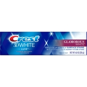 Crest 3D White Glamorous White Mouthwash or Toothpaste