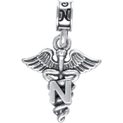 Nomades Sterling Silver Nurses Corps Charm
