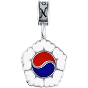 Nomades Sterling Silver Korea Charm