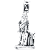 Nomades Sterling Silver National Guard Charm