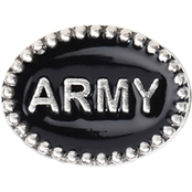 Nomades Army Beaded Spacer