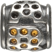 Nomades Sterling Silver U.S. Army Bling Charm Spacer