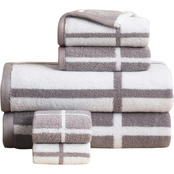 Sparrowhawk International Landon 6 pc. Towel Set