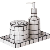 Sparrowhawk Landon 3 pc. Completer Bath Accessory Set
