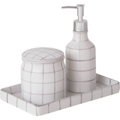 Landon 3 Pc Bath Accessory Set