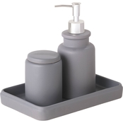 Taylor 3 Pc. Bath Accessory Set
