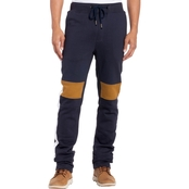 A. Tiziano Fleece Jogger Pants