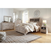 Benchcraft Willabry Panel Bed 5 pc. Set