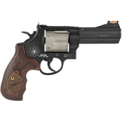 S&W 329PD 44 Mag 4 in. Barrel 6 Rnd Revolver Black