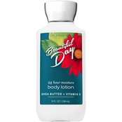 Bath & Body Works Beautiful Day Shea Butter and Vitamin E Body Lotion