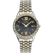 Seiko Women's Watch with Crystals SUR684