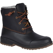Sperry Maritime Winter Boots Black