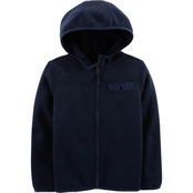 OshKosh B'gosh Little Boys Zip Hoodie