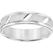 Silver Band 6mm
