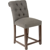 Steve Silver Benson Upholstered Counter Stool 2 pk.