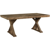 Signature Design by Ashley Grindleburg Rectangular Dining Table