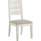 Signature Design by Ashley Grindleburg Slat Side Chair 2 pk.