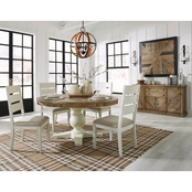 Signature Design by Ashley Grindleburg 5 pc. Round Dining Set