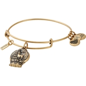 Alex and Ani Snow Globe Bangle