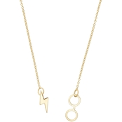 Alex and Ani 18 in. Harry Potter Glasses Lariat Adjustable Necklace