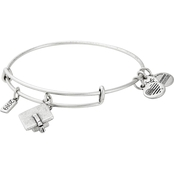 Alex and Ani Graduation Cap 2019 Charm Bangle Bracelet
