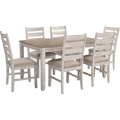 Signature Design by Ashley Skempton 7 pc. Dining Set