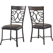 Greystone Dining Chairs 2 pk.
