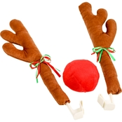 Nifty Reindeer Auto Decorating Kit