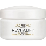 L'Oreal RevitaLift SPF 25 Day Cream 1.7 oz.
