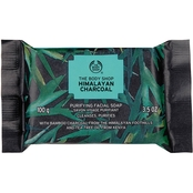 The Body Shop Himalayan Charcoal Purifying Facial Soap 3.5 oz.
