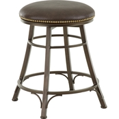 Steve Silver Bali Backless Counter Stool