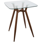 LumiSource Clara Counter Table